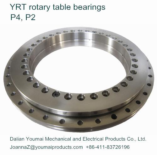 YRT rotary table bearings