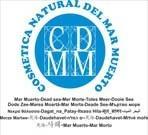 Logo cosméticos mar muerto