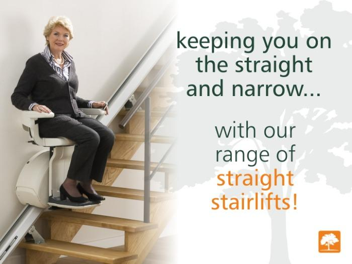 Oakland Straight Stairlifts