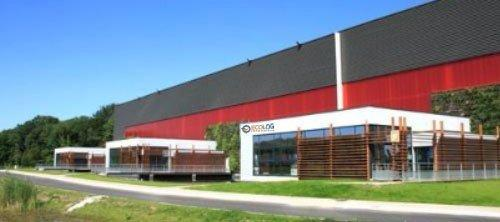 Gebäude in Frankreich