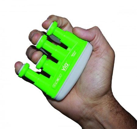 Rééducation des doigts et de la main.