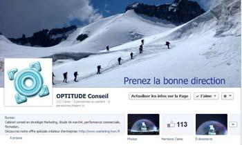 follow our facebook page https://www.facebook.com/pages/OPTITUDE-Conseil/163023083769070?ref=hl