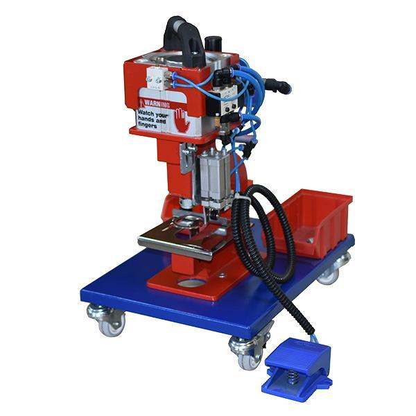 PL-10 PNEUMATIC FASTENING ATTACHING MACHINE