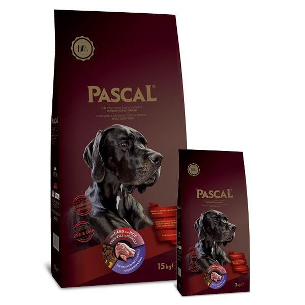 PASCAL DOG ADULT LAMB&RICE