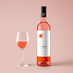 Rose wine. Grape variety: Airen and Tempranillo. Vintage: Young wine 2016. Denomination of origin: Wine from the Almerian desert. Graduation: 11%