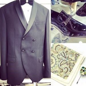 Ceremony suits...