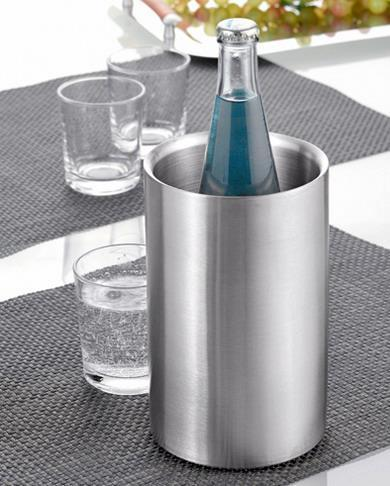 Stainless Steel Wine Cooler D/W