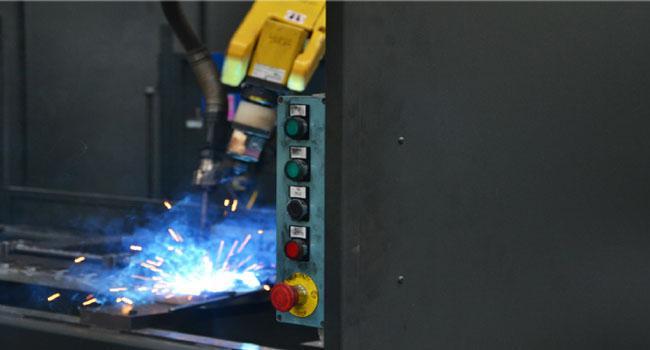 Robot - Welding