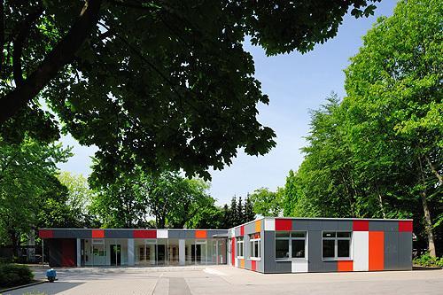 Schulen in Modulbauweise