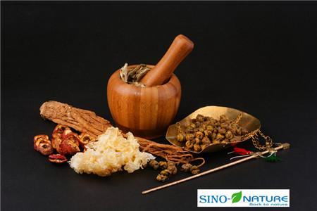 Sino-Nature provides all kinds of bontanical raw material which is used in food or medical industry