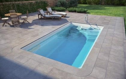 prefabricated composite pools