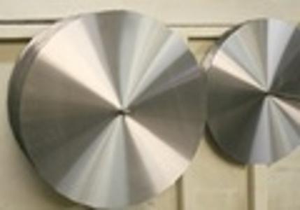 Als Halbfertigprodukte für die Herstellung von Hartmetall bestückten Kreissägeblätter.  In geschliffener oder ungeschliffener Ausführung lieferbar.