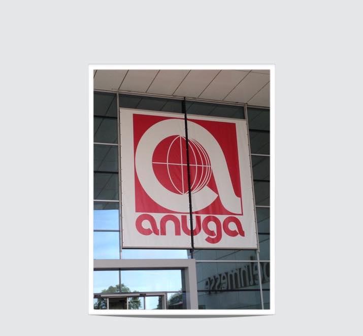 ANUGA fair trade exhibition - Koln - Germany