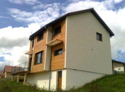 Portes et fenêtres bois & alu