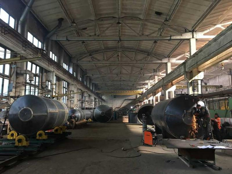 Our production site