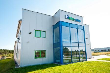 Jedna z naszych realizacji, fasada aluminiowa z profili Schüco