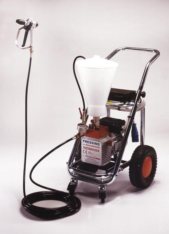 Professional Airless Paint Sprayer TECNOVER TR4000T