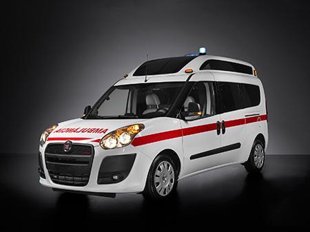AR Ambulance A1 - Fiat Doblo