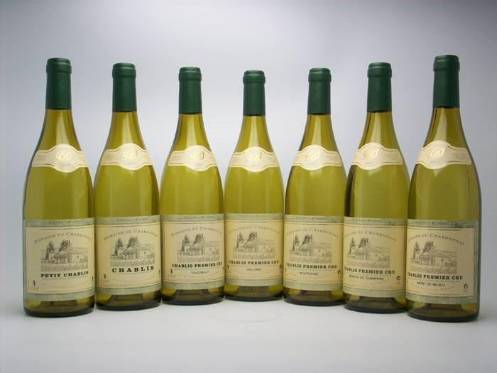 Gamme Chablis Chardonnay DC