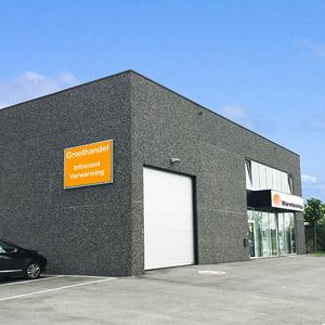 Logistiek & Administratie Warmteshop keten. Kruisboommolenstraat 9a - B-8800 Roeselare - Belgie. Tel+32(0)51.49.01.69