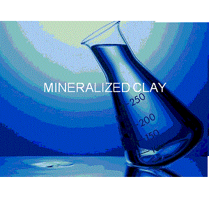 MINERALIZED CLAY
