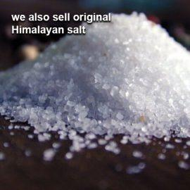 Edible Salt (Table Salt / Kitchen Salt)