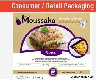 Moussaka - Μουσακάς