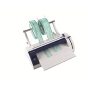 Die Millseal+ Manual ist eine manuell zu bedienende Heißsiegelmaschine.