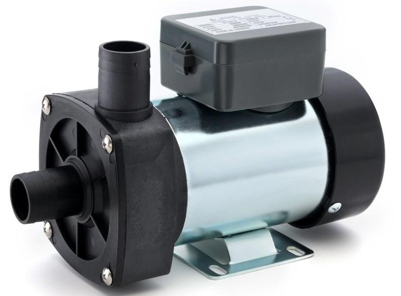 Drain pump for pedicure spa