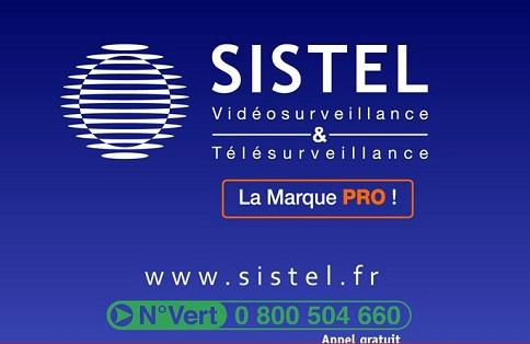 Sistel la marque Pro en Vidéosurveillance et Télésurveillance sur toute la France depuis 1989