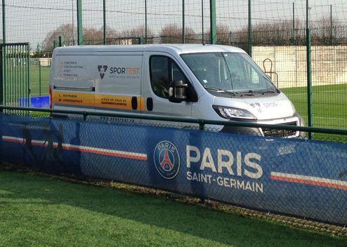 Centre d'entrainement du Paris Saint Germain