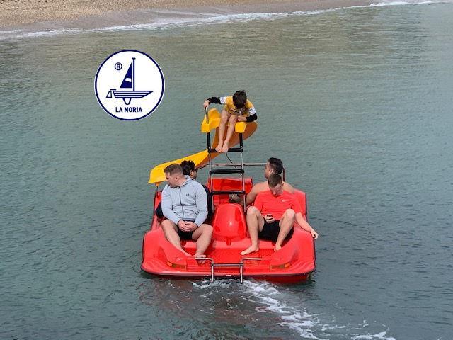 Pedal Boat HidroPosche