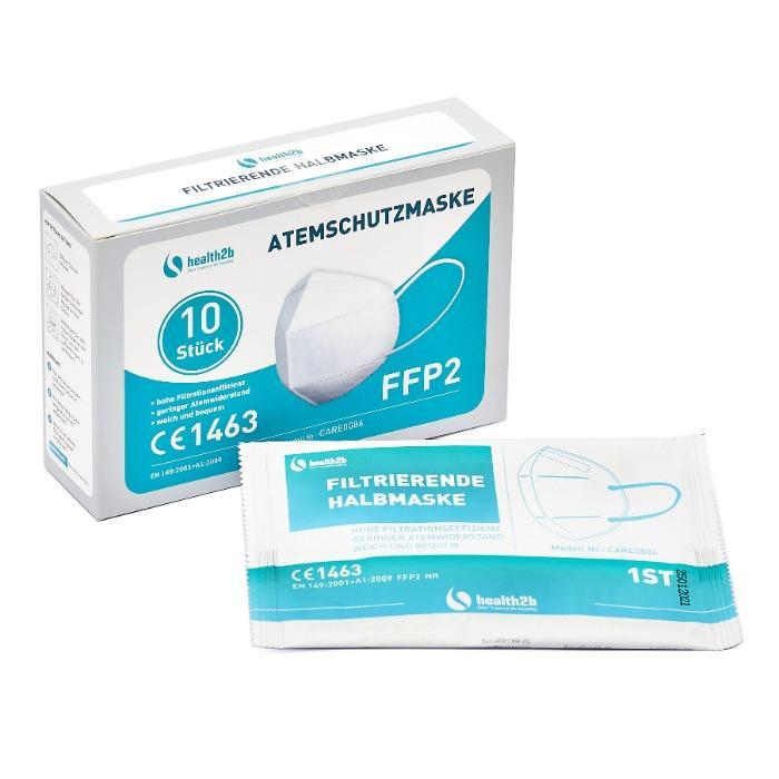 FFP2 Atemschutzmaske CE – Zertifiziert