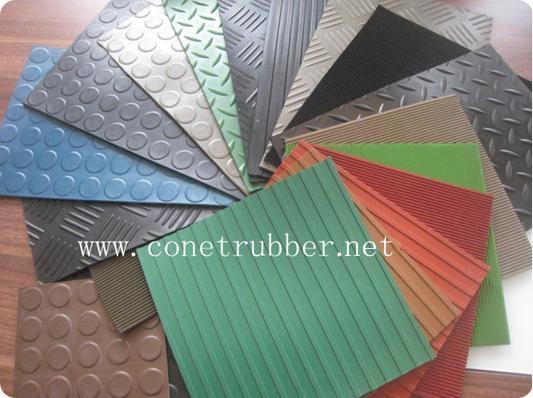 Conet anti-slip rubber sheets