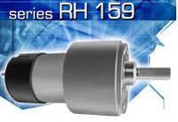 Motoriduttori serie RH 159