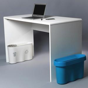 design trash Selectibox, made in France