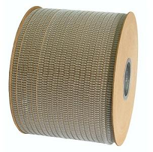 "We produce Zip-Wire spools in a diameter starting form 3/16"" up to 5/4"" (1,25""). The Zip-Wire in the biggest diameter of 5/4"" allows book binding up to 29,9 mm in thickness."