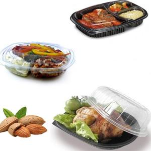 Microwave safe containers & lids