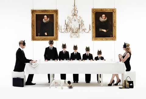 Gerard Rancinan_Batman family