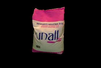 Industrial detergent D 35.                                   Laundry detergent  for profesional use only. For washing White and color  clothes to any hardness type of wáter