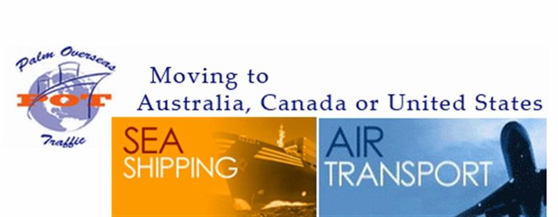 Moving to and from  U.S.A, CANADA  AND  AUSTRALIA.