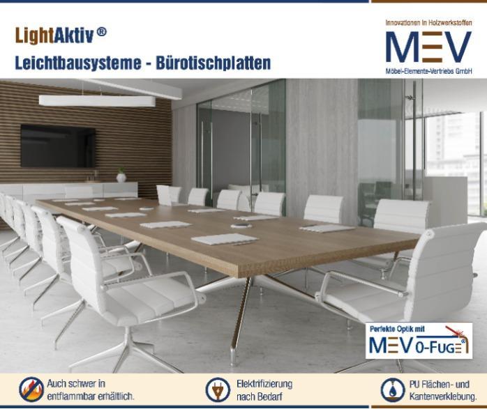 Büroeinrichtung - LightAktiv®Leichtbausysteme