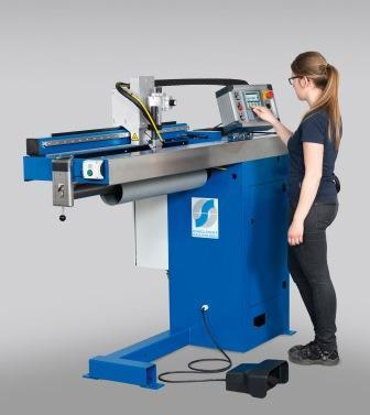 Schnelldorfer Maschinenbau GmbH has designed and manufactured longitudinal seam welders for over 25 years so ELENA ONE is a direct representation of our accumulated experience.