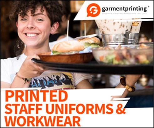 Staff uniforms and workwear