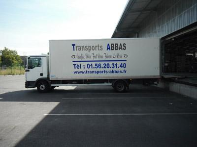 Camion Transports Abbas