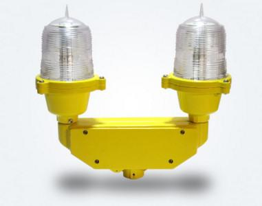 Double light for customised low intensity series Double light is integrated by 2 single Light (working + stand-by).