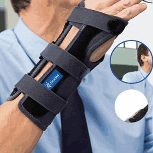 Attelle d'immobilisation du poignet