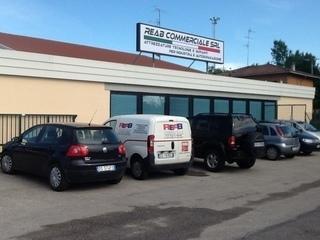 La nuova sede di via dell'Industria 26, in zona Roveri