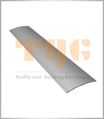 aluminium profile for carpets or thresholds