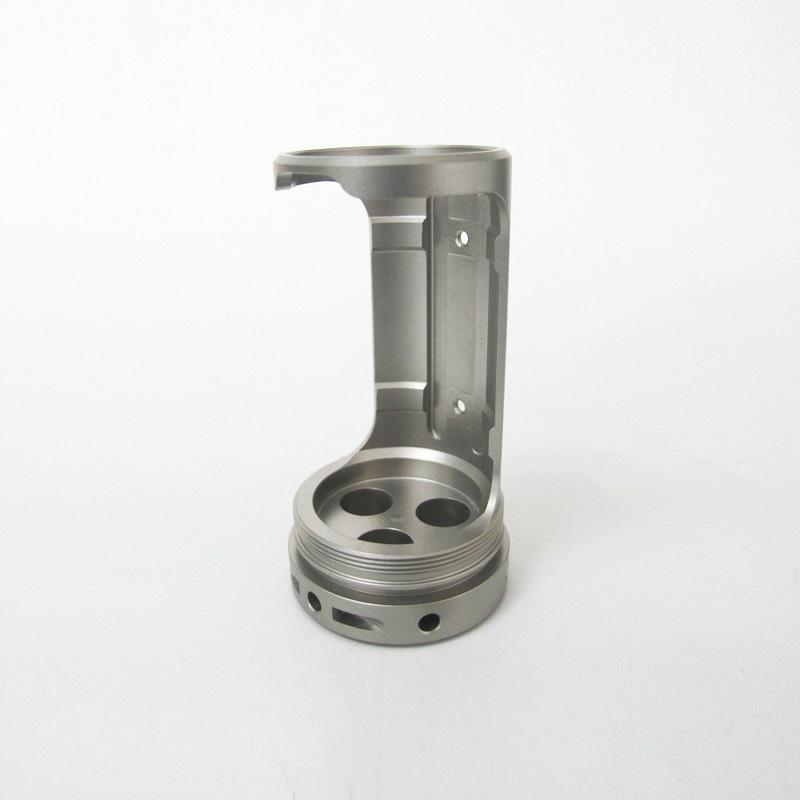 CNC Turned Stainless Steel Parts